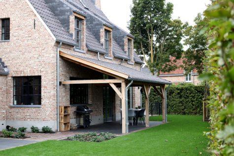 Kempische woning met veranda
